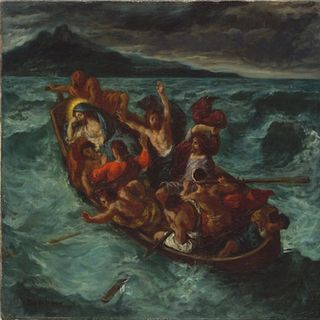 Jesus: Calm In The Storm