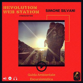 INTERVISTA SIMONE SILVANI - GUIDA AMBIENTALE ESCURSIONISTICA