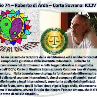 PDC 074 Roberto di Arda - Corte Sovrana ICCJV