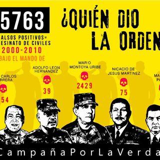 COLOMBIA. I falsi positivi: sequestri e omicidi di innocenti per le ricompense dei militari