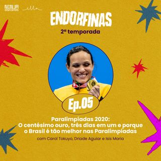 Paralimpíadas 2020: O centésimo ouro, três dias em um e porque o Brasil é tão melhor nas Paralimpíadas