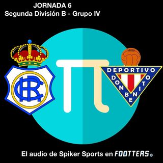 RECREATIVO || JORNADA 6 || Recreativo de Huelva - Don Benito