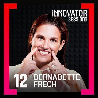 Instahelp-Gründerin Bernadette Frech erklärt, wie du positive Gefühle erzeugst