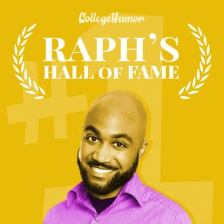 Raph's Hall of Fame