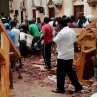 Atentados en Sri Lanka deja más de 200 muertos