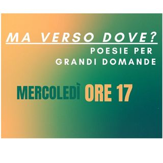#6 Ma Verso Dove Cantico 3