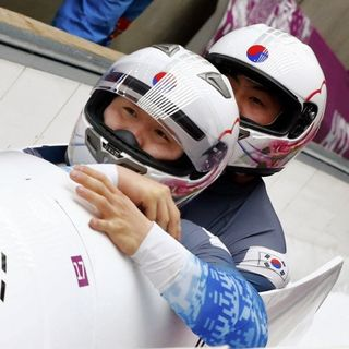 South Korean Bobsled Makes History With First Gold Medal Victory In International Competition