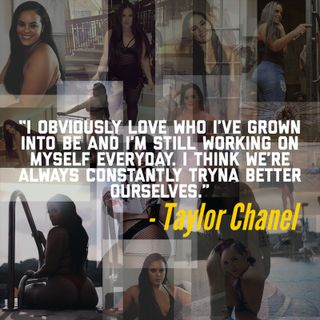 Taylor Chanel Interview (@__taylorchanel)