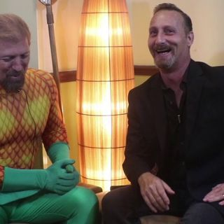 Florida's Own True Aquaman: Cosplayer/Fitness Instructor Rick Stafford on the Hangin With Web Show