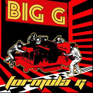 FORMULA G - New EP by Big G
