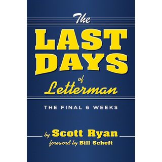 Bill Scheft Breaks Down Late Night With David Letterman