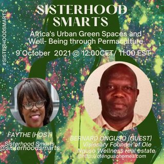 AGRIHOODS: Africa's Thriving Wellness Real Estate  with Special Guest Bernard Onguso