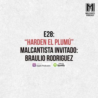 Ep 28- Harden El Plumú