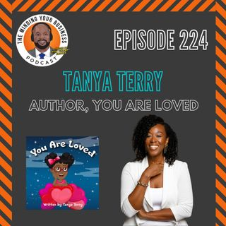 #224 - Tanya Terry, Author of You Are Loved