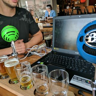 Flying Bison Brewery: Supertotal, Hyper-mobility, accessory work and progressions