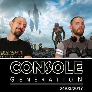 Mass Effect Andromeda, Nier: Automata, cuffie Y-350P e altro! - CG Live 24/03/2017