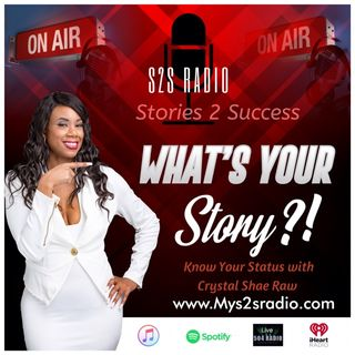 Episode 14 - Know Your Status With Crystal Shae Raw