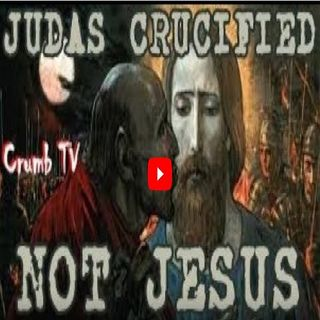 (Occult Bible Study) Judas was Crucified, Not Jesus. #God #Christianity #Apocrypha - Crumb TV Audio from #CrumbTV ( @CrumbTV1 )