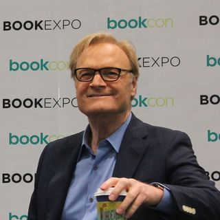 Lawrence O'Donnell Is A Typical Unhinged Liberal