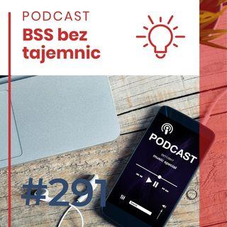 #291 Trzy słowa o podcastach