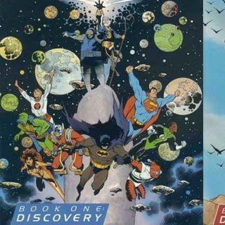 Cosmic Odyssey #1