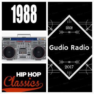 DGratest Gudio Radio Presents : Hip Hop in 1988