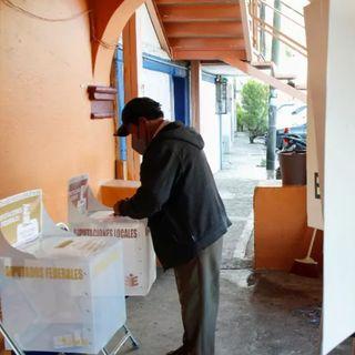 PREP inicia a las 20:00 horas; consulta como fluyen los votos