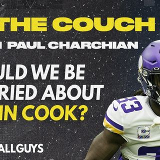 Should We Be Worried About Dalvin Cook? - On the Couch with Paul Charchian - Fantasy Fooball 2021