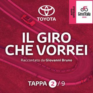 Il Giro che vorrei   Tappa 2: Sicilia