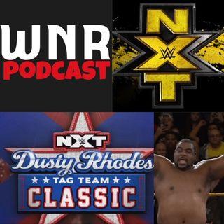 WNR272 WWE NXT UPDATE
