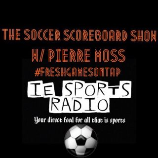 The Soccer Scoreboard Show- Episode 118: Weekend Preview & MLS Decision Day