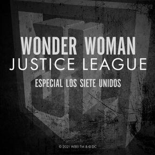 WONDER WOMAN: ESPECIAL LOS SIETE UNIDOS