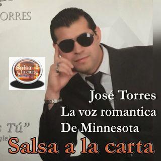 Entrevista a Jose Torres en Salsa a la carta!