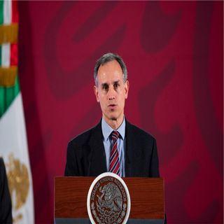 Primera víctima de Covid-19 en México estuvo en concierto