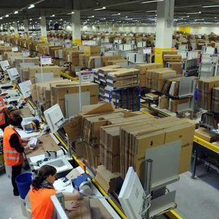 Lavorare per Amazon - Contratti Lavorativi