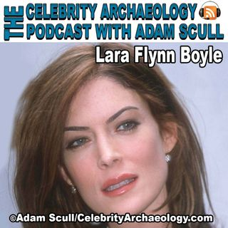 PODCAST EPISODE 56 - Lara Flynn Boyle