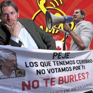 XXX. Hernán Gómez en La Llamada. La Marcha de los 100 varos y el fracaso de Guaidó.