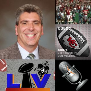 Joe Valerio on SBLV Feb 4 2021