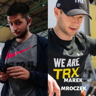 7. Marek Mroczek - droga od zawodnika do trenera przygotowania motorycznego