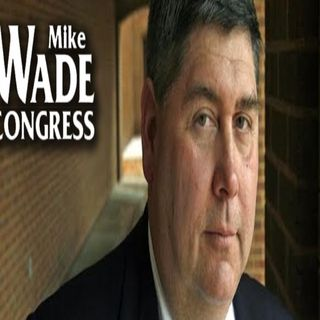Sheriff Mike Wade Joins Us to Discuss His Campaign for Congress in Virginia's 4th Congressional District