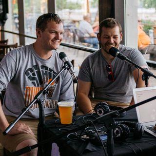 Episode 19- Slam Dunkelweizen!  Cory Randolph & Colin Warner
