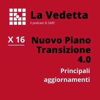 Nuovo piano transizione 4.0: principali aggiornamenti