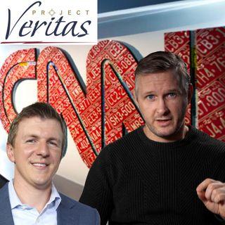 CNN:s agenda avslöjad av Project Veritas | Nilssons Perspektiv