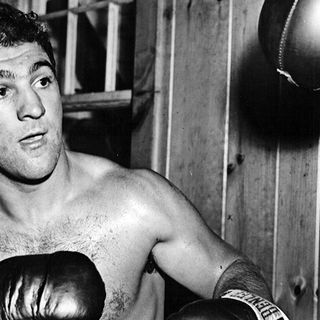 Old Time Boxing Show: A Look back at the career of Rocky Marciano