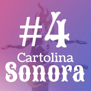 Cartolina sonora LRFXXV #4 - Civati&Peyote / Emma Nolde / The Comet is Coming / Midgét / Godblesscomputers