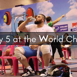 World Champs Day 5   Lu Xiaojun the GOAT