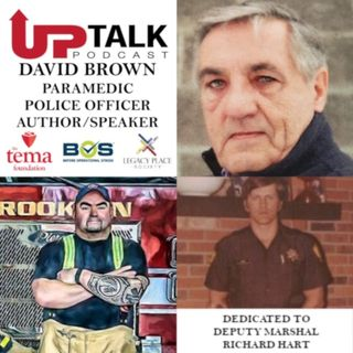 UpTalk Podcast S4E16: David Brown