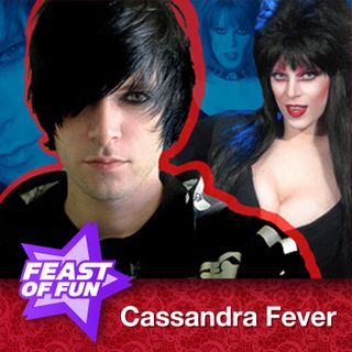 I am the Drag Queen Elvira