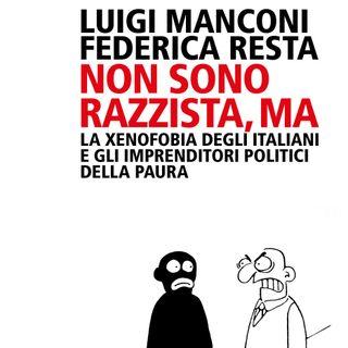 "Luigi Manconi ""Non sono razzista ma"""