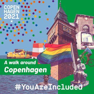 15. A walk around Copenhagen